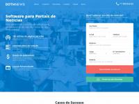 DothNews - Soluções em Software para Jornalismo