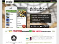 Mtrip.fr - Guides de Voyage Android, iPhone & iPod Touch | Guides mTrip