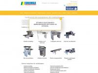 Fábrica de maquinas de embalagens - Euromax