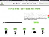Exterminex.com.br - Controle de pragas | Exterminex