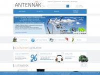 Antennak.hu - Antenna DVB-T Signal erősítövel Antennaerősítő AI-223 ALCAD TV/VR(5-65) Modulátor Signal Digital Classic B/G 21-69 CCIR 5, 5MHz Parabola antenna 60 ...