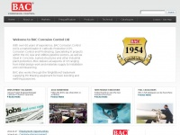 Bacgroup.com - Market leaders in Cathodic Protection, Corrosion Control and Pin Brazing