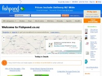 Fishpond.co.nz - Shop Online with Delivery included on 10 million Books, DVDs, Toys & More to New Zealand