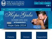 Icla.org - Bone Marrow Donation | The Icla da Silva Foundation