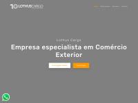 lothuscargo.com.br
