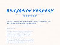 benjaminverdery.com