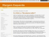 Margemesquerdatribunalivre.blogspot.it - Margem Esquerda
