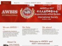 Awbis.org -  AWBIS® International Acupuncturists without Borders International Society