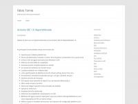 Fabiotomio.com.br - Fábio Tomio | Internet and continuous evolution!