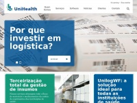 Empresa de Logística Hospitalar SP Brasil | UniHealth