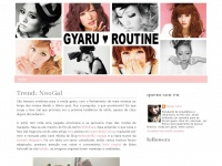 gyaruroutine.blogspot.com