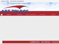 Arttoldosbauru.com.br - Art Toldos Bauru - Bauru - SP
