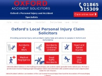 Oxford-accident-solicitors.co.uk - No Win No Fee Solicitors | Oxford Accident Solicitors