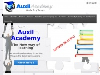 Auxilacademy.com - Auxil Academy – Learning meets Passion