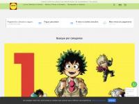 Gibiteria Bonelli HQ LTDA - comprar marvel, dc e mangá