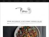 Purevege.com - Pure Vegetarian By Lakshmi