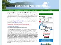 Baptistelake.org - The Baptiste Lake Association