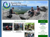 Barefooters.org - Society for Barefoot Living | Free Your Feet and Your Mind Will Follow