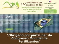 16wfc.com - Início - 16th World Fertilizer Congress of CIEC