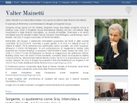 Valtermainetti.com - Valter Mainetti