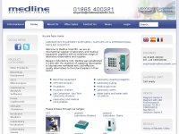 medlinescientific.com