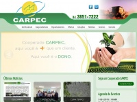 Carpec - Cooperativa Agropecuária do Carmo do Paranaíba Ltda. - Carmo do Paranaíba - MG