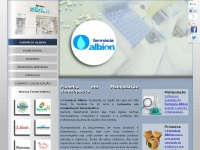 Farmaciaalbion.com.br - Medical Theme Css Template