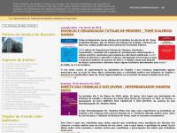 Tribunaldefamiliaemenoresdobarreiro.blogspot.com - TRIBUNAL DE FAMÍLIA E MENORES DO BARREIRO