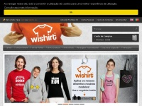 Wishirt T-shirts Personalizadas