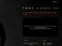 Tony Carreira - Website Oficial