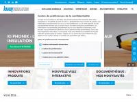 Knaufinsulation.fr - Accueil