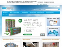 Knaufinsulation.lv - Knauf Insulation  