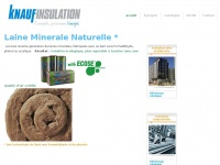 Knaufinsulation.ma - Homepage | Knauf Insulation