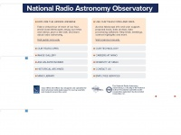 Nrao.edu - National Radio Astronomy Observatory - National Radio Astronomy Observatory