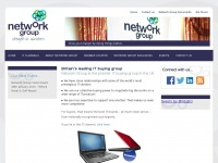 Nbg.co.uk - Strength in Numbers | Network Group