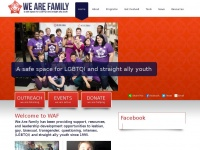 Waf.org - We Are Family
