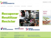 Bancodeequipamentos.pt - Banco de Equipamentos - Homepage