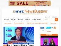 Newsbusters.org - NewsBusters | Exposing and Combating Liberal Media Bias