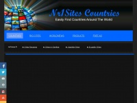 Nr1sites.com - Countries Big Cities - Easily find Country and Big Cities Online around The World