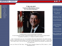 Trugop.org - Traditional Republicans United Home Page
