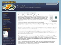 S9y.org - Serendipity -  A reliable, secure and extensible PHP blog | Serendipity Blog System