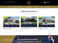 ajconstrutora.com.br