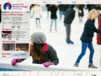 Wintervillage.org - Bank of America Winter Village at Bryant Park