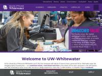 Uww.edu - University of Wisconsin-Whitewater   University of Wisconsin-Whitewater