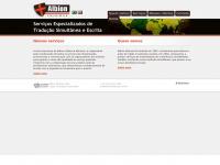 Albionidiomas.com.br - Albion Idiomas - tradutores e intérpretes de conferência