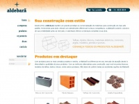 Aldebaraceramica.com.br - materiais para construções