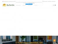 algasmarinhas.com.br