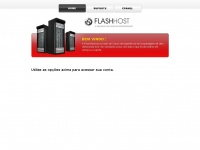 Flash-host.com.br - Flash Host!