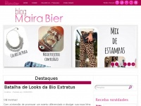 Mairabier.com.br - Página em Manutenção