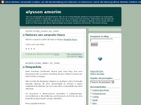 alyssonamorim.blogspot.com